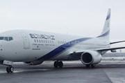 Самолет EL AL в Домодедово // Travel.ru