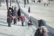 Выставка напомнит о зиме. // helsinki.ru