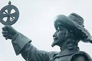 В экспозицию вошла астролябия первооткрывателя. // canada.com