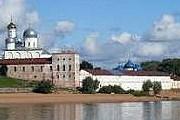Лидер рейтинга - Великий Новгород. // Wikipedia