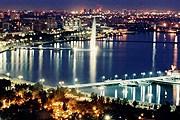 Баку ждет российских туристов. // infokart.ru