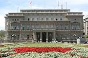 Туристы смогут побывать в здании городской думы Белграда. // Wikipedia