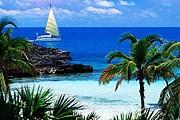 Многие Карибские острова обеспечивают россиянам облегченный или безвизовый въезд. // www.tagyachts.com