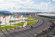 Туристы увидят олимпийские объекты. // blogsochi.ru