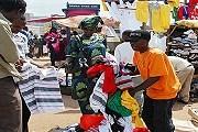 Уличная торговля в Уганде запрещена. // newvision.co.ug