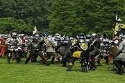Кульминацией фестиваля станет реконструкция битвы. // indyoubelgium.be