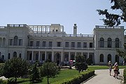 Ливадийский дворец-музей в Крыму // wikipedia.org