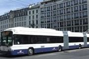 Троллейбус в Швейцарии // Travel.ru