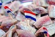 Сельдь - королева голландской кухни. // holland.com