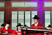 На концерт можно попасть по билету во дворец. // visitkorea.or.kr