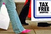 Tax Free делает шопинг привлекательнее. // greenbag.ru