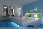 Prizeotel будет сочетать удобство и современный дизайн. // hotelchatter.com