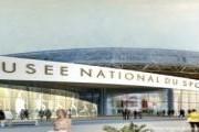 Раньше Национальный музей спорта находился в Париже. // nicetourisme.com