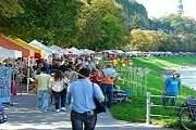 Ярмарка пройдет на берегу реки Зальцах. // salzburg.info