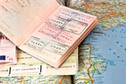 Требуется наличие в паспорте двух чистых страниц. // iStockphoto