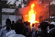 На юге Шри-Ланки - межрелигиозные столкновения. // BBC