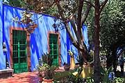Дом и сад Фриды Кало в Койоакане // theguardian.com