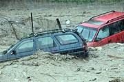 Курорты Болгарии затоплены. // AP