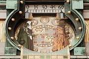 Анкерские часы - настоящий шедевр. // vienna.com