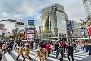 Сибуя - один из самых модных районов Токио. // gajiincamera.com