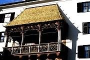 Золотая крыша - главная достопримечательность Инсбрука. // innsbruckaustria.co.uk