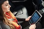 С портативным устройством в машине платить за роуминг не придется. // thebusinesstravelmag.com