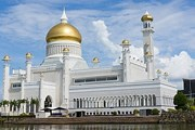 Мечеть в Брунее // Shutterstock.com