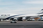 Самолет EL AL // Travel.ru