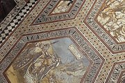Фрагмент пола Сиенского собора // operaduomo.siena.it