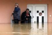 Сербию и Боснию затопило. // Reuters
