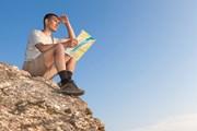 Туристы увидят уникальные скальные образования.  // Stas Tols, Shutterstock.com