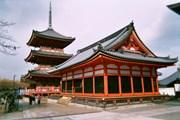 Храм в Киото // Wikipedia