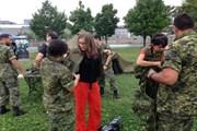 Все желающие смогут примерить военную форму. // bonjourquebec.com