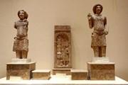 Статуи в Иракском национальном музее // Hadi Mizban, AP Photo