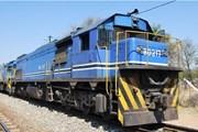 Поезд Botswana Railways // globalvillages.info