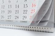 График меняется в зависимости от сезона.  // Shutterstock.com