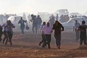 Волнения не затрагивают туристов. // Reuters