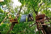 Веревочные парки нравятся туристам.  // rosaski.com