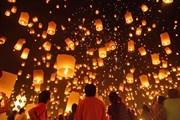 Фестиваль фонарей - фантастическое зрелище. // bangkok.com