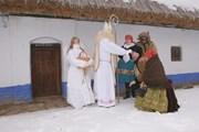 В музее воссоздадут народные традиции.  // skanzen.nulk.cz