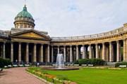 В Санкт-Петербурге 72 фонтана.