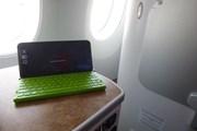 У Emirates - бесплатный Wi-Fi // Travel.ru