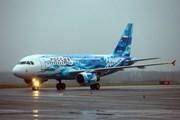 Новая ливрея Airbus A319