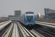Поезд метро в Дубае // Travel.ru