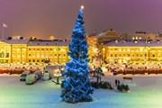 Новогодняя елка на Сенатской площади // Oleksiy Mark , Shutterstock