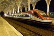 Поезд португальских железных дорог // Travel.ru