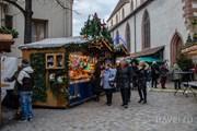 В Базеле - крупнейшая в Швейцарии рождественская ярмарка. // Travel.ru