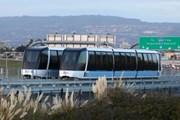 Автоматический поезд в аэропорт Окленда // Travel.ru