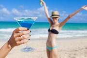 Пляж - отличное место для встречи Нового года.  // KieferPix, Shutterstock.com