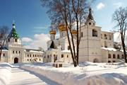Ипатьевский монастырь в Костроме // Zaikonnikov Alexander, shutterstock.com